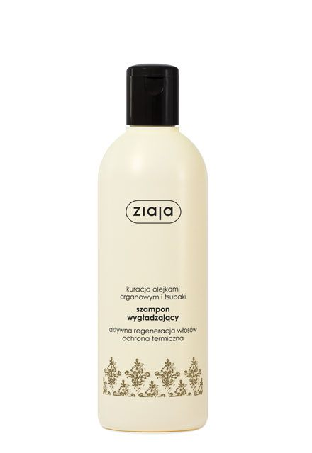 szampon wygładzający