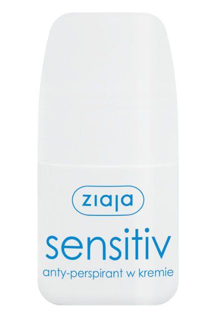 anty-perspirant w kremie sensitiv