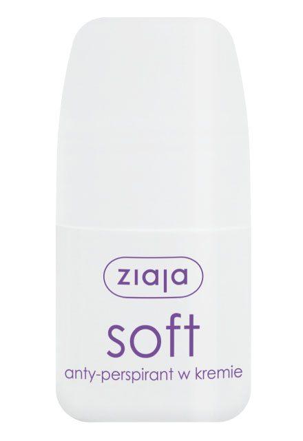 anty-perspirant w kremie soft