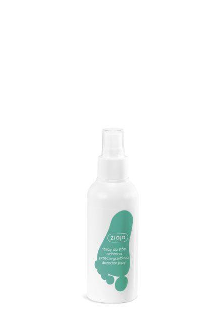 spray do stóp ochrona przeciwgrzybicza dezodorujący